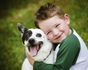 Kids and Pets - the perfect match!