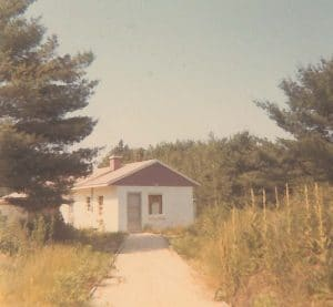 30 Range Road Facility in the 1960s