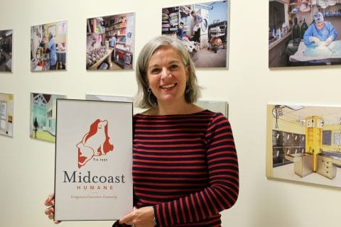 We are now Midcoast Humane! A Letter from Trendy Stanchfield, Executive Director