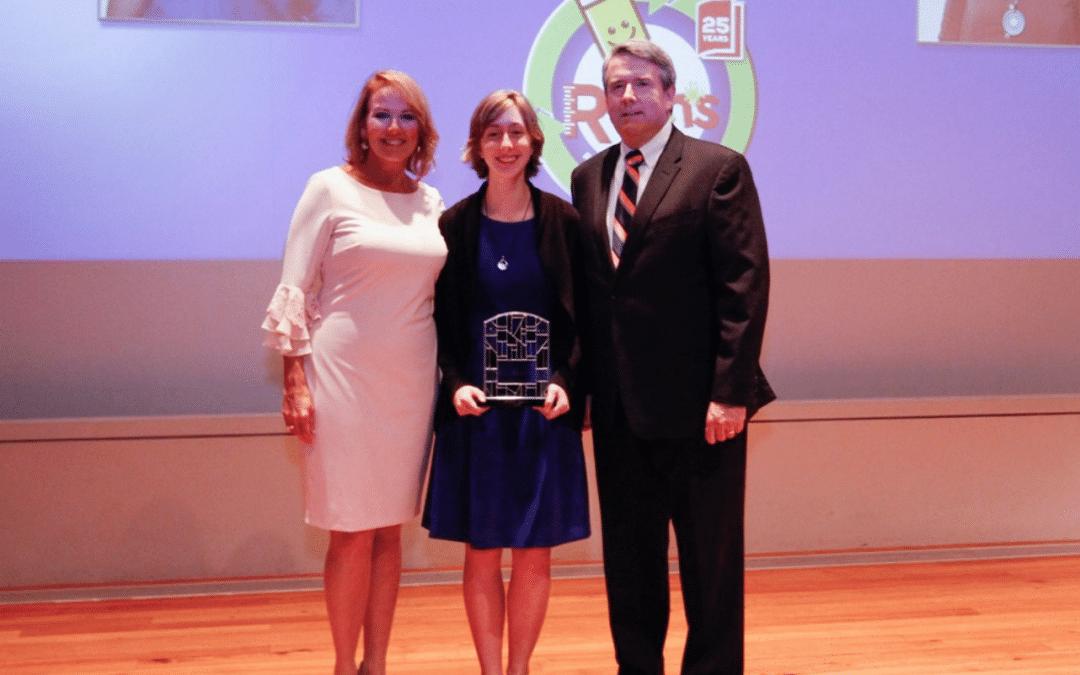 "Midcoast Humane Volunteer Blake Austin Wins News Center's ""6 Who Care"" Award"