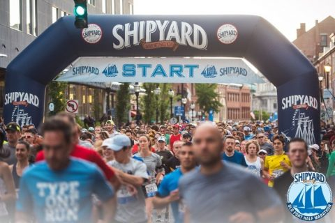 Volunteer at the Shipyard Old Port Half Marathon & 5K