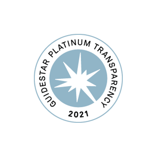 Guidestar Platinum Transparency Seal for 2021